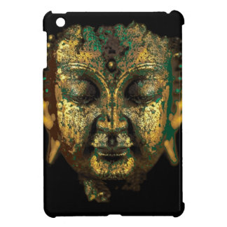 Gilt Antique Buddha Face Gifts by Sharles iPad Mini Case
