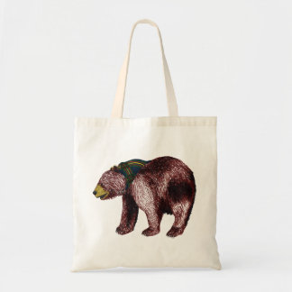 Gilwell Bear Tote Bag