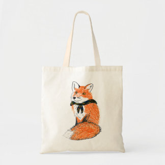 Gilwell Fox Tote Bag