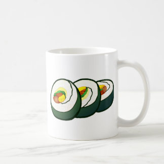 Gimbap Coffee Mug