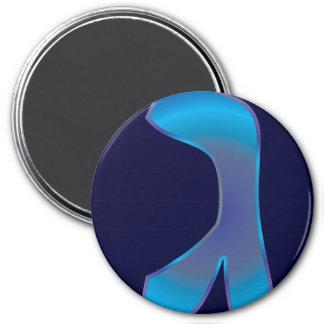 Gimel 3 Inch Round Magnet
