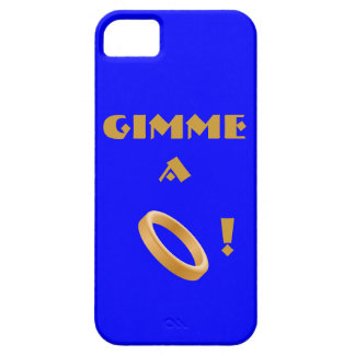 Gimme a Ring! custom iphone case iPhone 5 Case