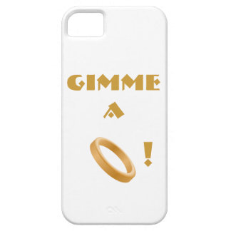 Gimme a Ring! custom iphone case iPhone 5 Cover
