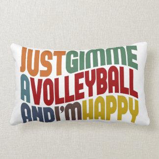 Gimme A Volleyball Lumbar Pillow