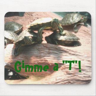 """¡Gimme al """"T""""! Tapetes De Ratones"""