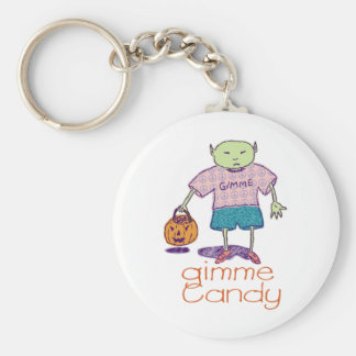 Gimme Candy Keychain