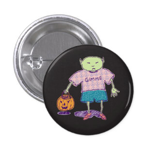Gimme Ghoulie Button