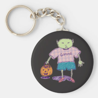 Gimme Ghoulie Keychain