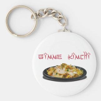 Gimme Kimchi Kimchi Lovers Keychain