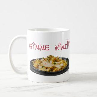 Gimme Kimchi Kimchi Lovers Mug