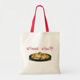 Gimme Kimchi Kimchi Lovers Tote Bag