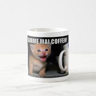 Gimme Mai Coffeeh! Coffee Mug