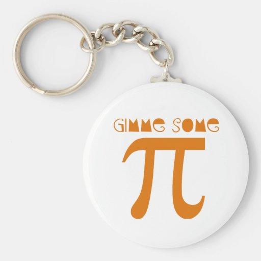 gimme pi key chain