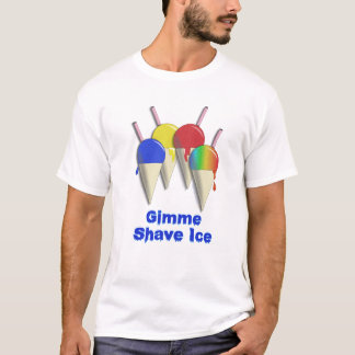Gimme Shave Ice Hawaiian Shaved Ice Shirt