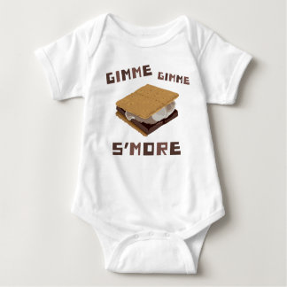 Gimme S'more Baby Bodysuit