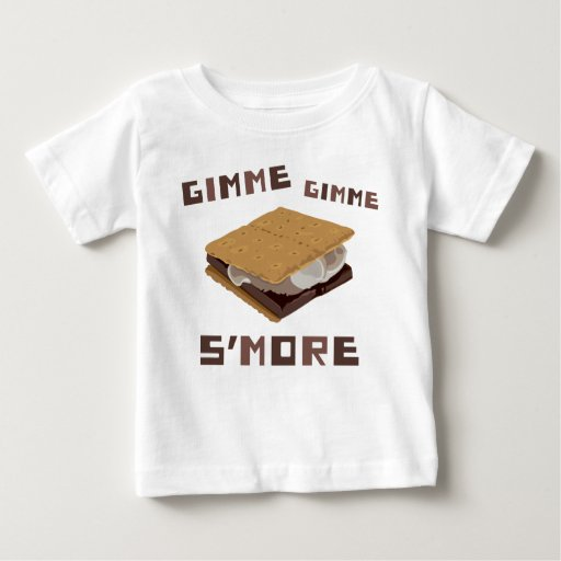 Gimme S'more Baby T-Shirt