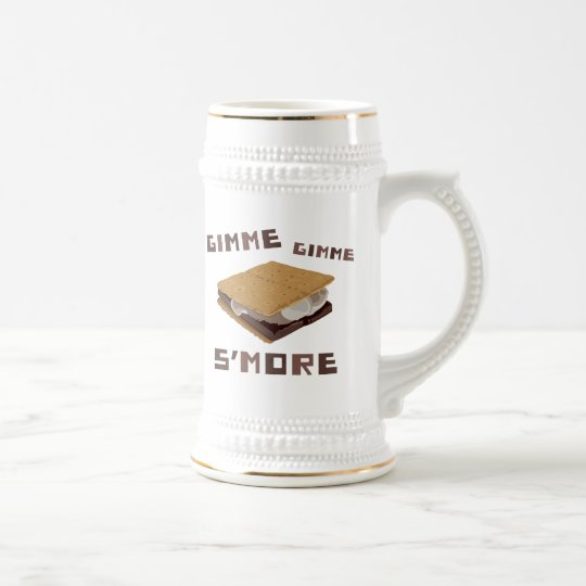 Gimme S'more Beer Stein