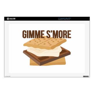 Gimme Smore Calcomanía Para 43,2cm Portátil