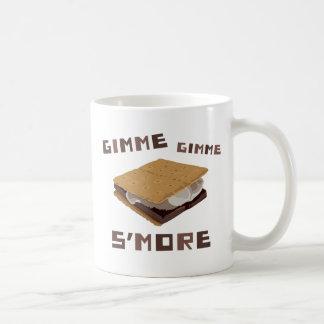 Gimme S'more Classic White Coffee Mug