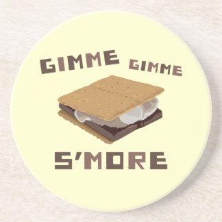 Gimme S'more Beverage Coaster