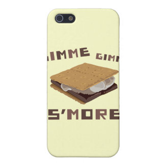 Gimme S'more iPhone 5 Funda
