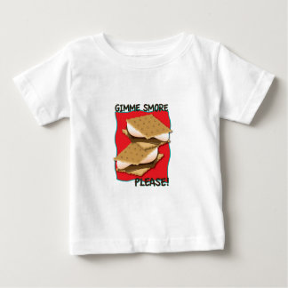 Gimme Smore Please! Baby T-Shirt