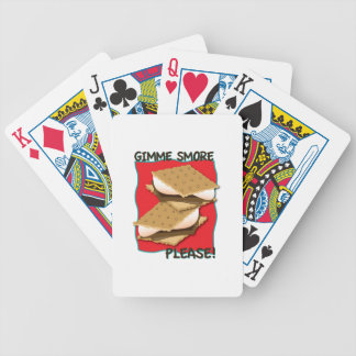 Gimme Smore Please! Deck Of Cards
