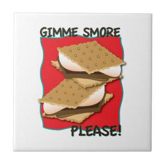 Gimme Smore Please! Tile