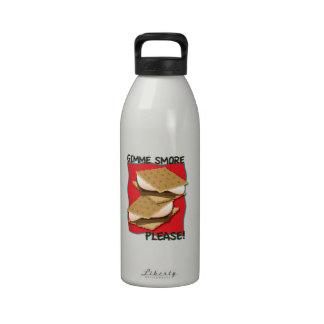Gimme Smore Please! Water Bottles