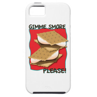 ¡Gimme Smore por favor iPhone 5 Coberturas