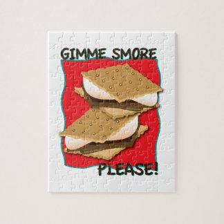 ¡Gimme Smore por favor Rompecabezas