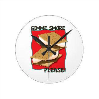 ¡Gimme Smore por favor Reloj