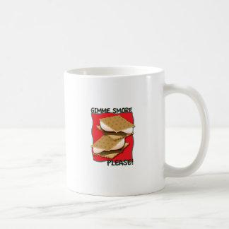 ¡Gimme Smore por favor Taza De Café