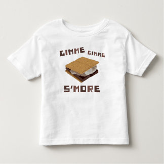 Gimme S'more Toddler T-shirt