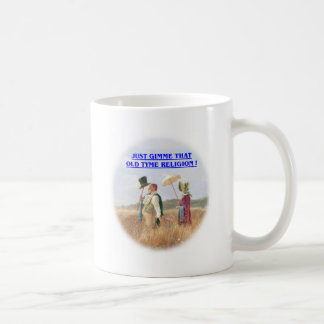 GIMMETHTOLTYMERELIGION COFFEE MUG