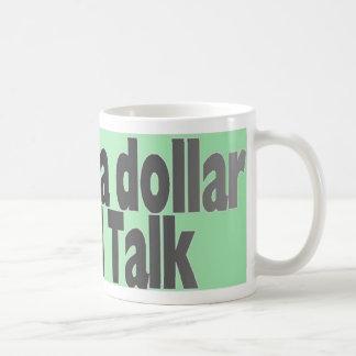 gimmie_dollar taza básica blanca