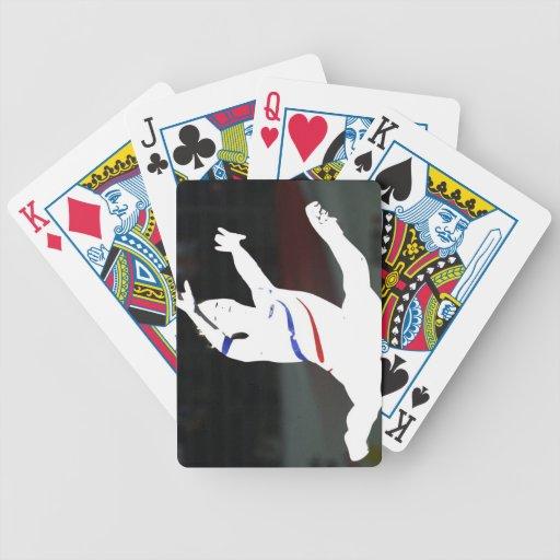 gimnasia baraja de cartas
