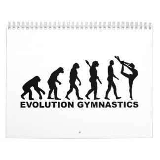 Gimnasia de la evolución calendarios