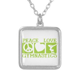 Gimnasia del amor de la paz grimpolas