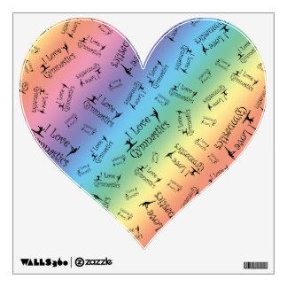 Gimnasia del amor del arco iris I