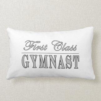 Gimnasia y gimnastas: Gimnasta de la primera clase Cojin