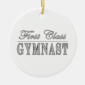 Gimnasia y gimnastas: Gimnasta de la primera clase Adornos