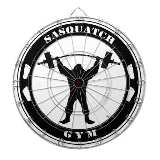 Gimnasio de Sasquatch