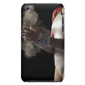 Gimnasta 3 iPod Case-Mate carcasas