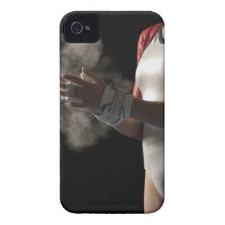 Gimnasta 3 iPhone 4 carcasas