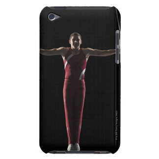 Gimnasta 4 Case-Mate iPod touch protectores