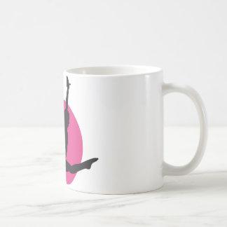 Gimnasta Taza De Café