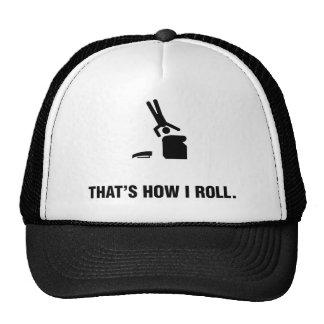 Gimnástico - cámara acorazada gorra