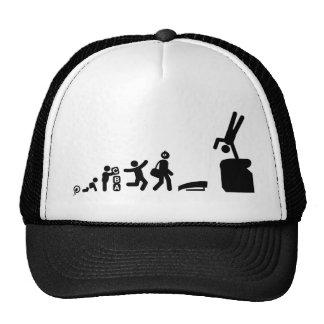 Gimnástico - cámara acorazada gorras