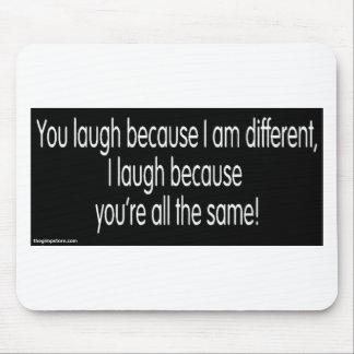 gimp humor mouse pad